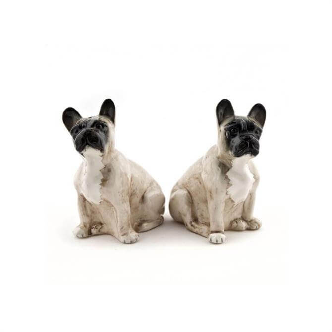 French Bulldog Salt and Pepper 8.5cm