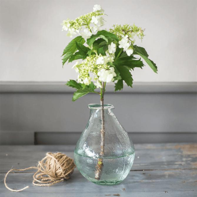 Garden Trading Tear Drop Flower Vase