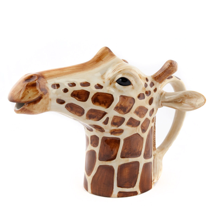 Quail Giraffe Jug Large