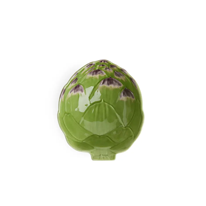 Bordallo Pinheiro Green Artichoke Bowl Small