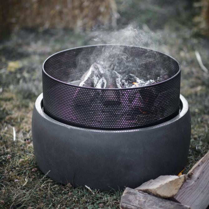 Garden Trading Lyneham Round Fire Pit