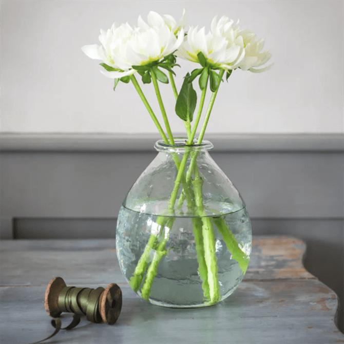 Garden Trading Teardrop Flower Vase Large