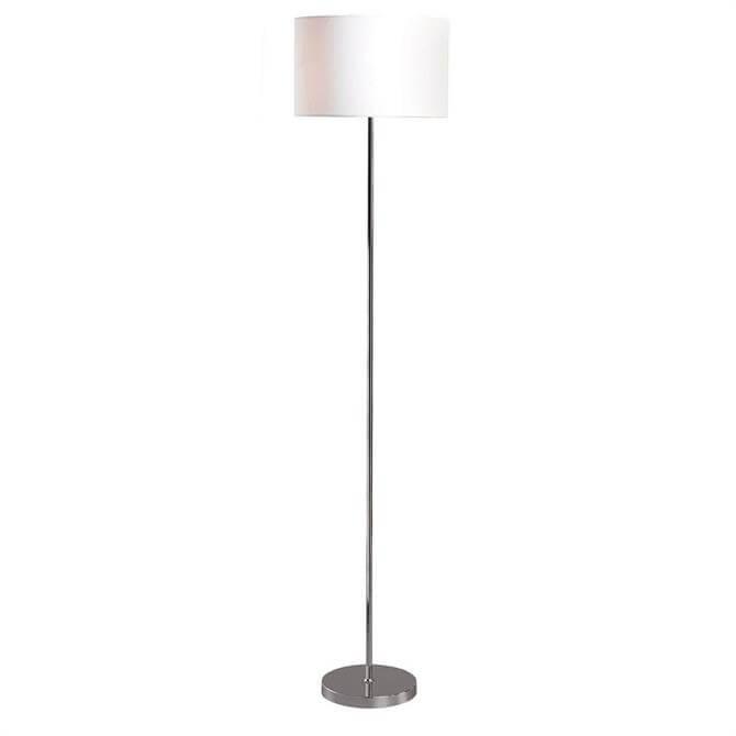 Islington Floor Lamp Chrome