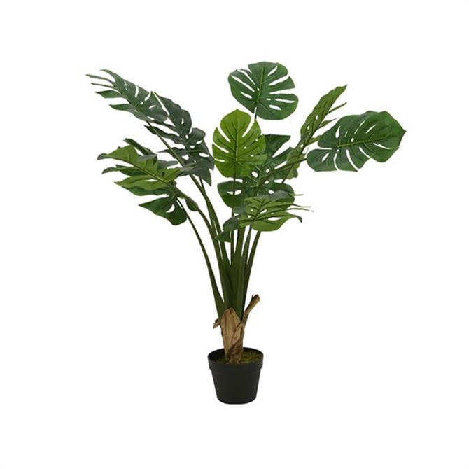Kaemingk Artificial Monstera In Pot