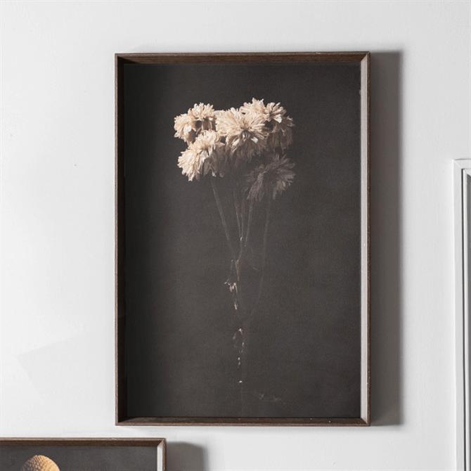 Gallery Direct Dark Bouquet Stem Print