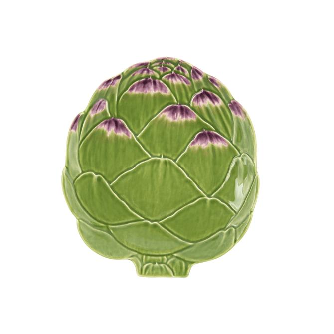 Bordallo Pinheiro Green Artichoke Bowl Large