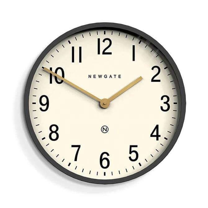 Newgate Mr Edwards Wall Clock Matte
