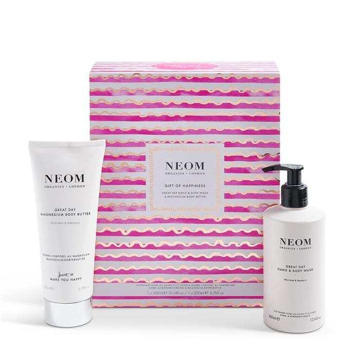 Neom Organics The Gift Of Happiness Set