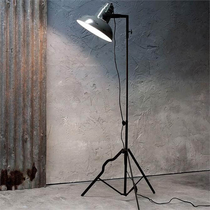 Nkuku Oboro Film Light Lamp Grey