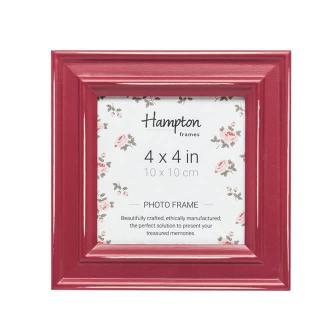 Hampton Frames Paloma Frame Raspberry
