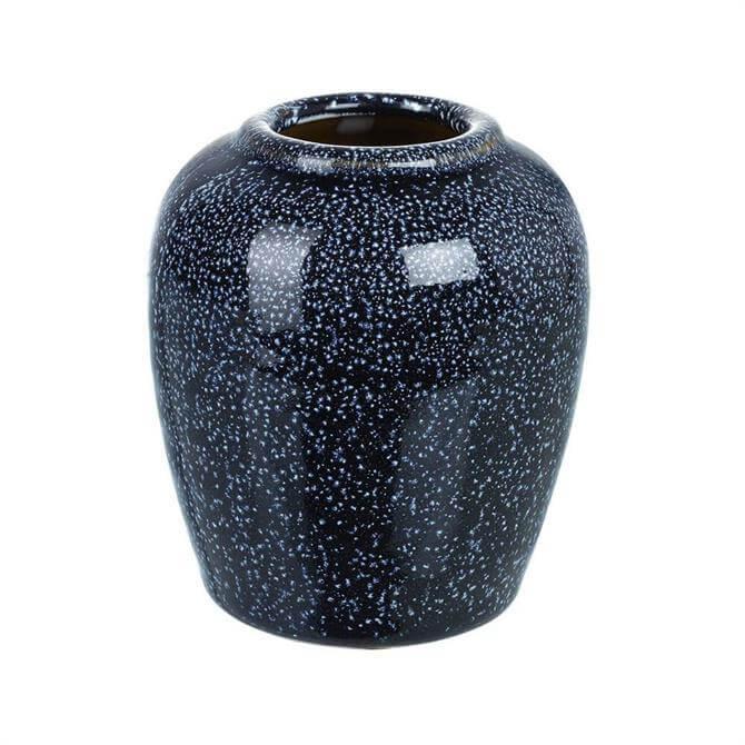 Parlane Moondust Vase Blue