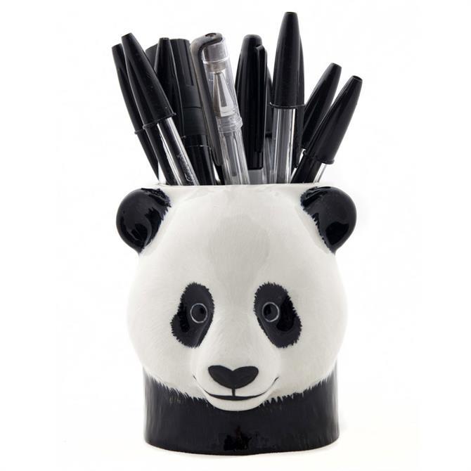 Quail Wild Animal Pencil Pot