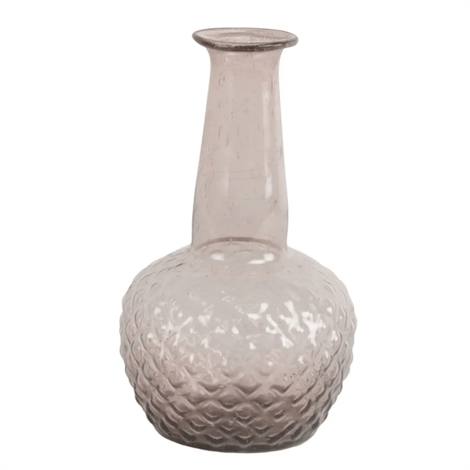 Grand Illusions Penna Vase Recycled Glass Amethyst