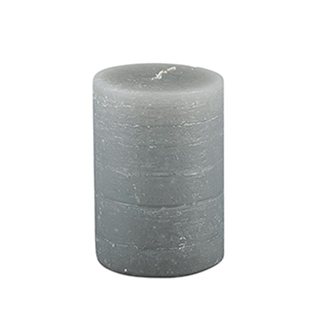 Broste Rustic Pillar Candles Rainy Day 10x7cm