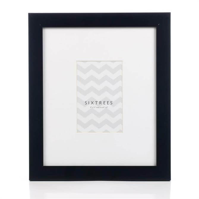 Sixtrees Raven Wall Mounted Frame Black