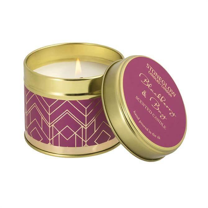 Stoneglow Seasonal Collection Candle Tin