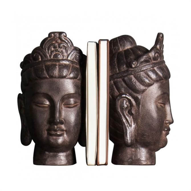 Sharga Buddha Bookends
