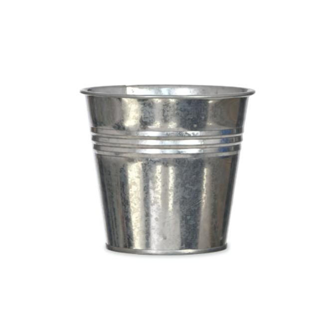 Garden Trading Galvanised Winson Plant Pot