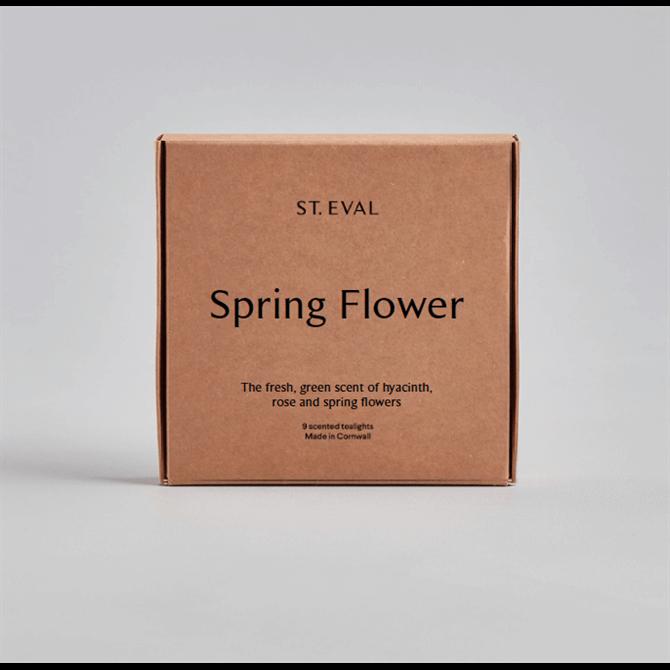 St Eval Spring Flower Scented Tealights