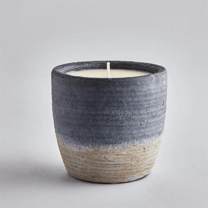 St Eval Samphire & Sage, Sea Salt, Sea Mist Coastal Large Pot Candle
