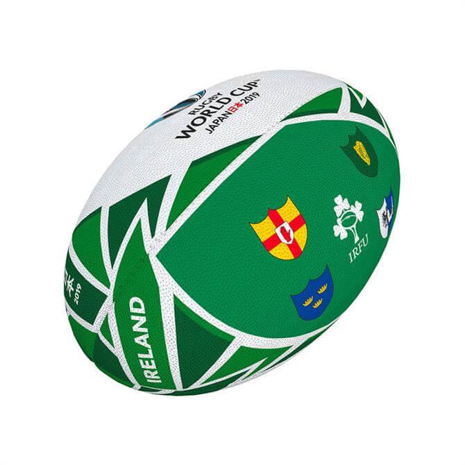Gilbert RWC 19 Ireland Mini Rugby Ball