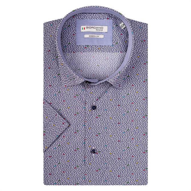 Giordano Hove Short Sleeve Button Under Shirt