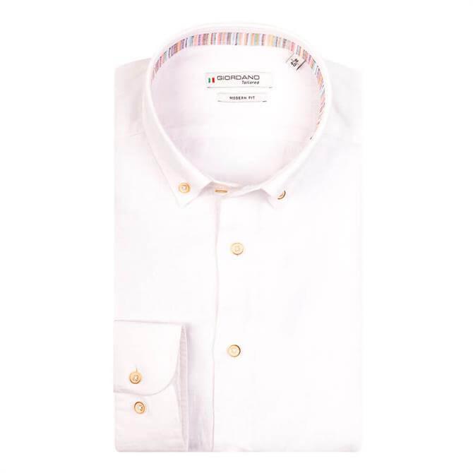 Giordano Torrino Long Sleeve Button Down Shirt