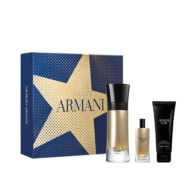 Giorgio Armani Code Absolu Eau de Parfum Men's Christmas Gift Set