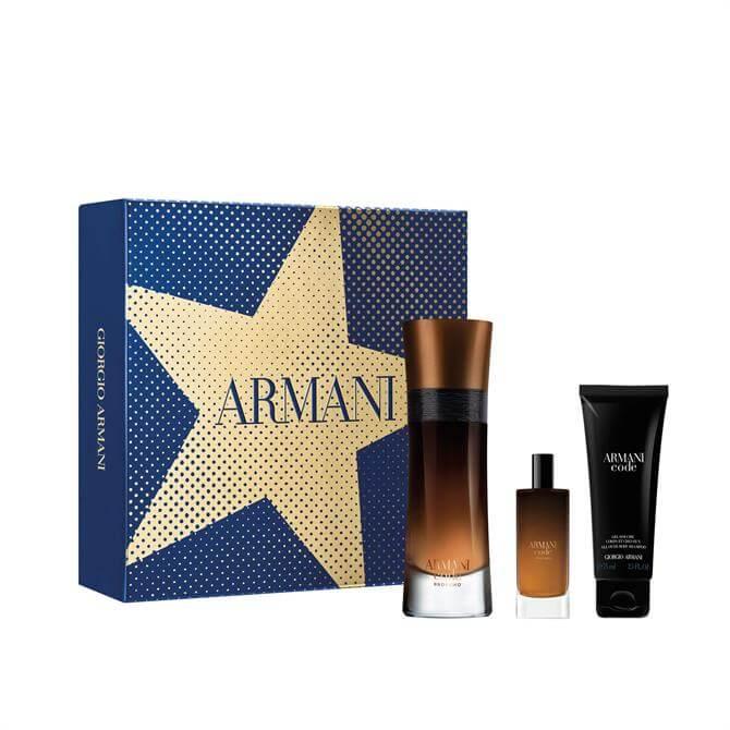 Giorgio Armani Code Profumo Eau de Parfum Men's Aftershave Christmas Gift Set