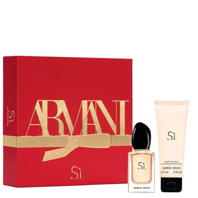 Georgio Armani si Eau de Parfum 20ml Christmas Gift Set