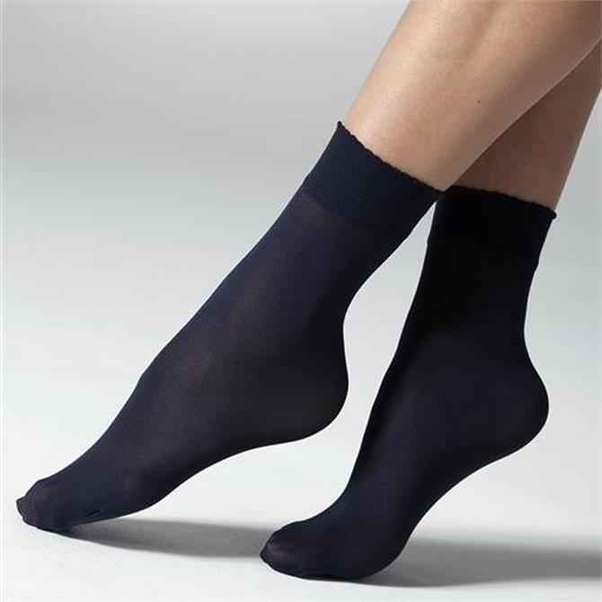 Gipsy Luxury 40D Opaque Ankle Socks