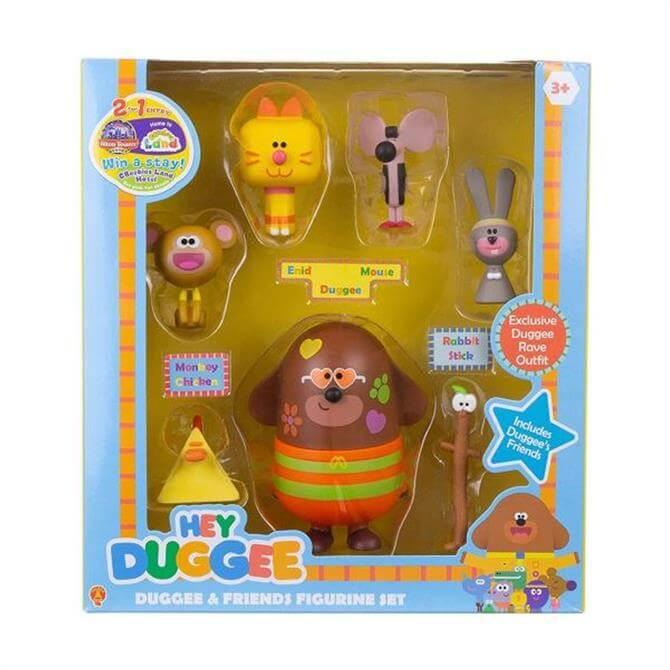 Hey Duggee - Duggee and Friends Figurine Set