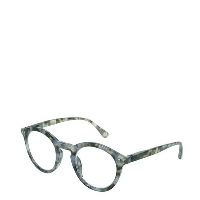 Goodlookers Embankment Grey Tortoiseshell Reading Glasses
