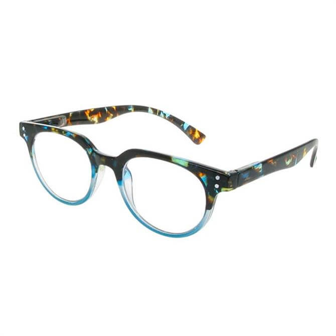 Goodlookers City Blue Reading Glasses
