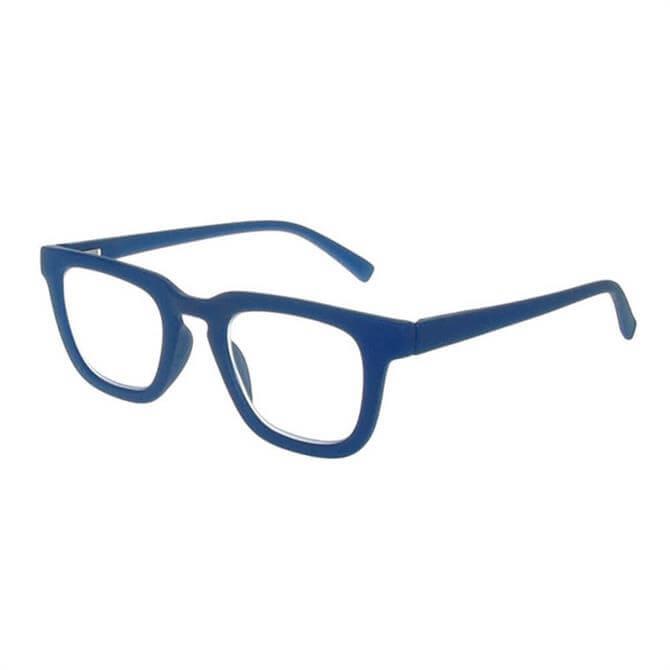 Goodlookers Burbank Matt Blue Reading Glasses