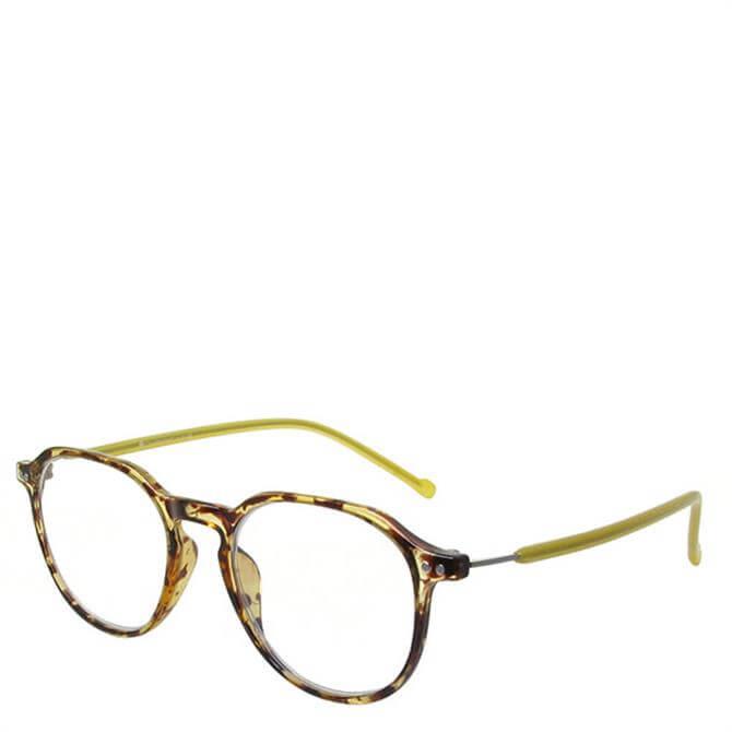 Goodlookers Portland Yellow Tortoiseshell Reading Glasses