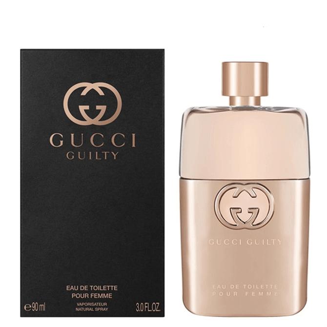 Gucci Gucci Guilty Pour Femme Eau De Toilette 90ml Spray