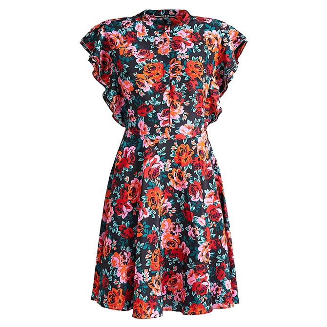 Guess Cala Floral Dress