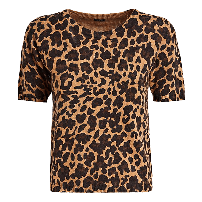Guess Rita Leopard Sweater