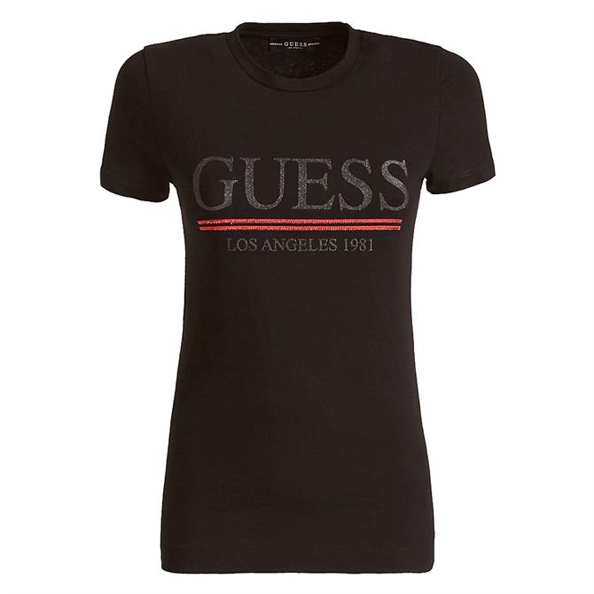 Guess Classic Logo T-Shirt