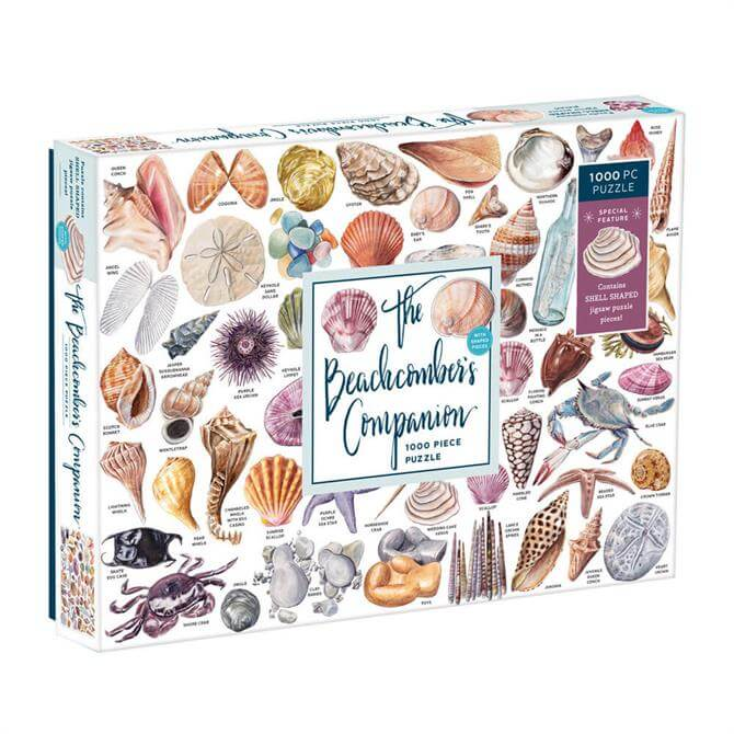 The Beachcomber's Companion 1000 Piece Puzzle