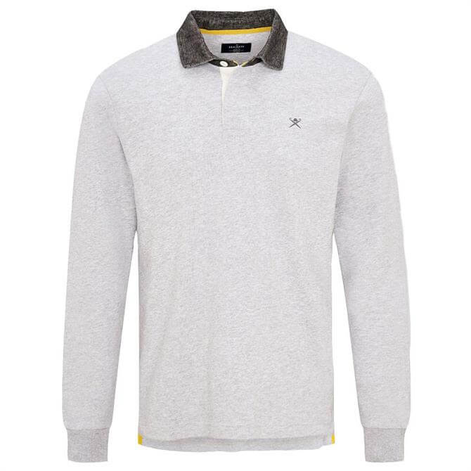 Hackett Brushed Cotton Rugby Shirt