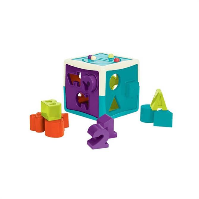 Shape Sorter Cube