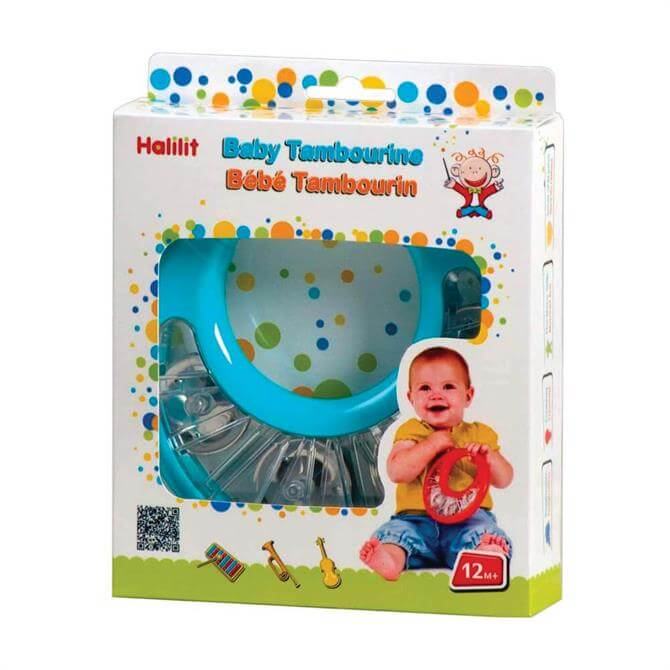 Halilit Baby Tambourine Assortment