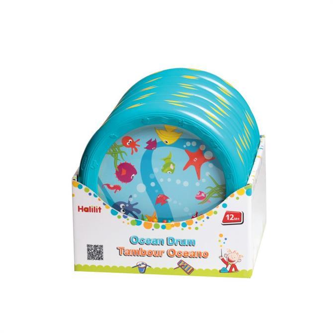 Halilit Ocean Drum Musical Toy