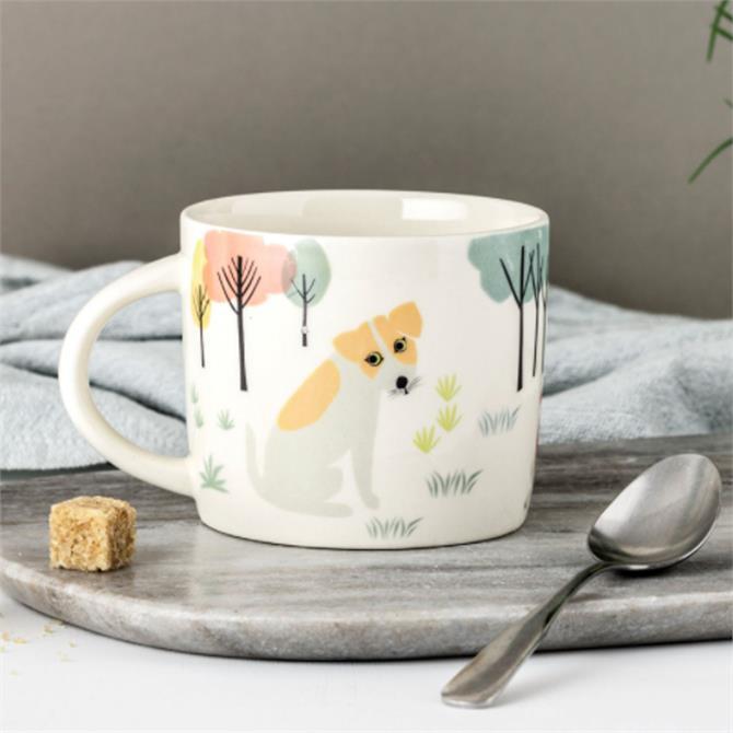 Hannah Turner Handmade Dog Mug