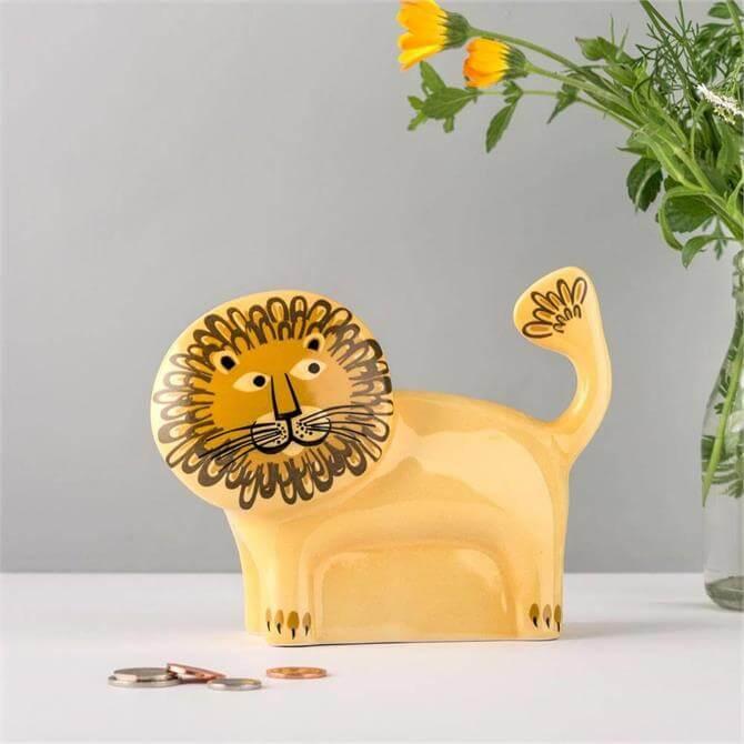 Hannah Turner Lion Money Box