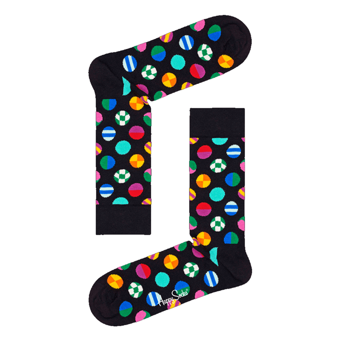 Happy Socks Clashing Dots Socks