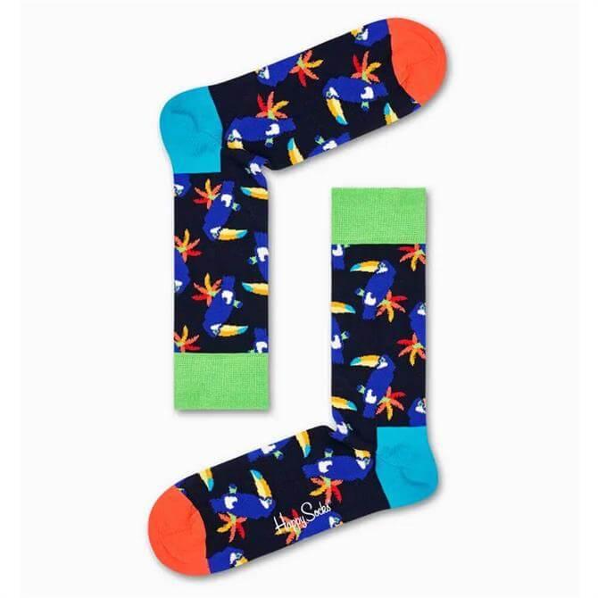 Happy Socks Toucan Sock