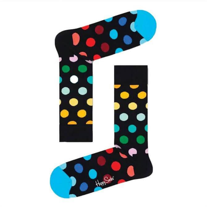 Happy Socks Big Multicolour Dot Socks
